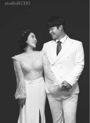 김영희 결혼, 신랑은 나이 10살 연하!