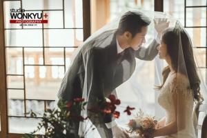 오종혁 웨딩화보, 눈부신 예비신부!