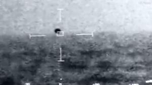 미국 UFO영상 화제!
